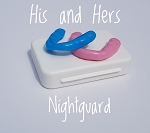 HIS & HERS Custom Fit Nightguards – Upper – Teeth Grinding – 3mm Dual Laminate